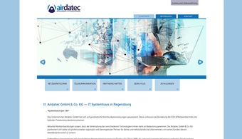 Airdatec GmbH & Co. KG — IT Systemhaus in Regensburg